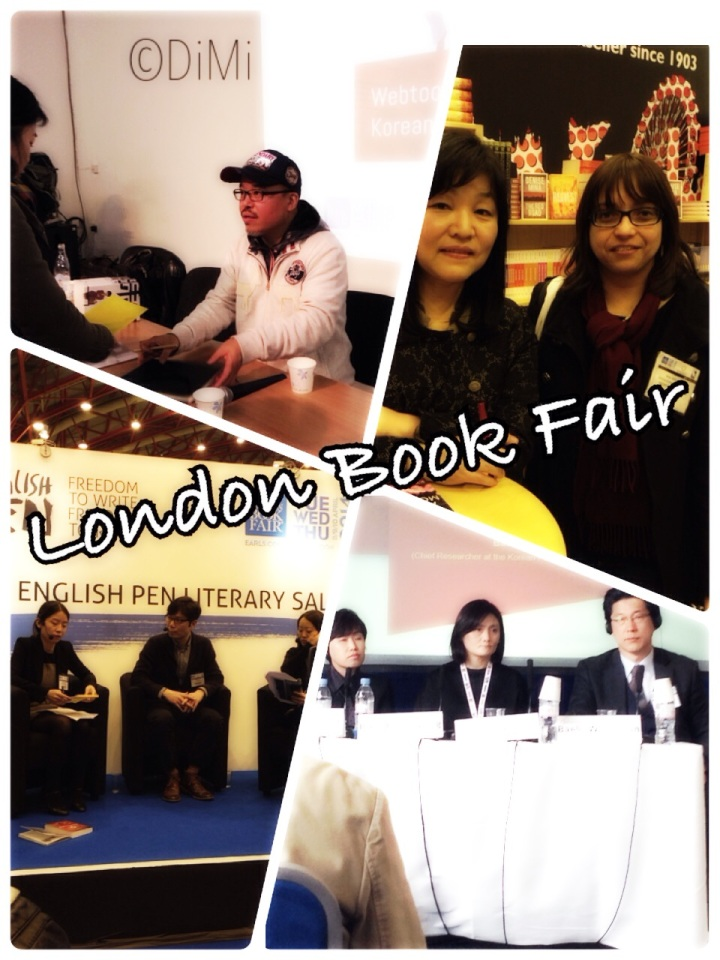Day One: London Book Fair Korea Market Focus in Pictures