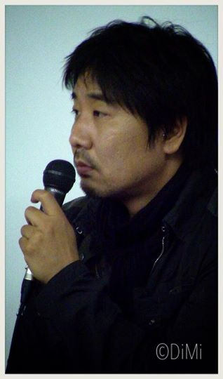 Chung-Hoon Chung at the KCC Q&A at the Movie Screening of Stoker
