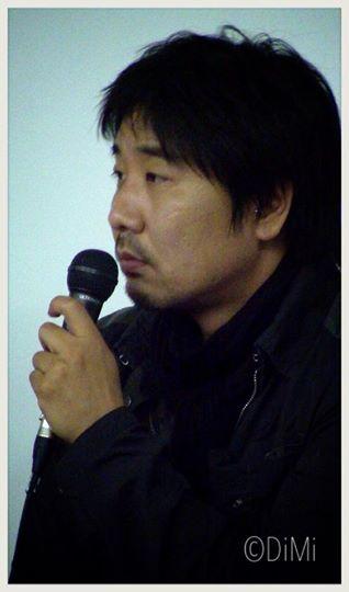 Chung-Hoon Chung at the KCC Q&A at the Movie Screening of Stoker