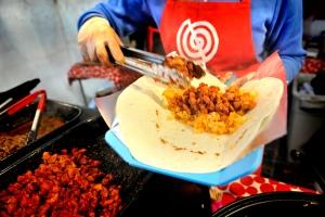 Korrito's Burrito style!