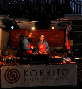The Korrito Stall