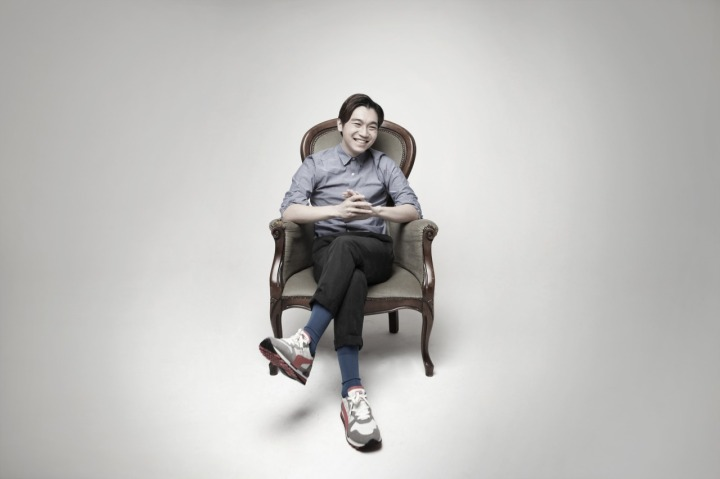 Hugh Keice, image by Byung Su Yang